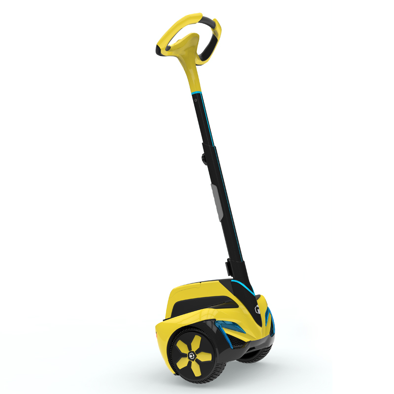 Сигвей Inmotion R1 yellow